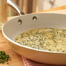 White Wine Sauce (no cream!!)