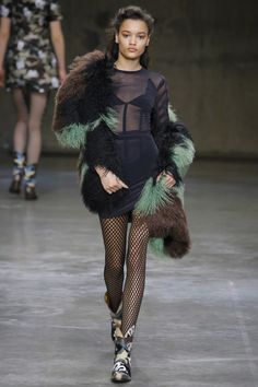 HOUSE OF HOLLAND ~ Fall'17 RTW