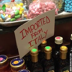 I love buying products imported from Italy! ORIGINS ITALY www.originsitaly.com #originsitaly #italy #italia #imports #italian #food #cibo #oil #olio #almonds #rome #florence #venice #travel #dinner #lunch #breakfast #genealogy #familyhistory #ancestry #genealogia #ancestors #antenati #ItalianAmerican #littleitaly #boston #northend #vino