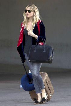 Sienna Miller - Sienna Miller Leaves France Sienna Miller Style, Airport  Style, Wardrobes, ec037c6d97