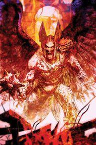 Death of Hawkman #6