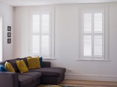 For more of our shutters check out wwwbrightshineconz Interior