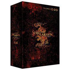 Trilogia Millennium (Stieg Larsson) - The Girl With Dragon Tattoo [1- O homem que não amava as mulheres 2- A menina que brincava com fogo 3- A rainha do castelo de ar]