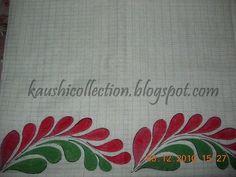 Sparkling Fashion: Fabric paintings, warli paintings on sarees