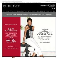 White House | Black Market - New Markdowns Just Taken (Up To 60% Off)