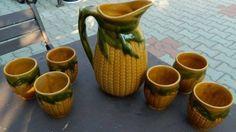 kukoricás kancsó Hungary, Old World, Retro Vintage, Nostalgia, Pottery, History, Budapest, Childhood, Photography