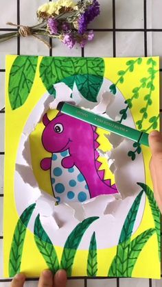 St Patricks Day Crafts For Kids, St Patrick's Day Crafts, Paper Crafts For Kids, Fun Crafts, Arts And Crafts, Children's Day Craft, Fish Paper Craft, Ocean Crafts, Art Projects For Adults