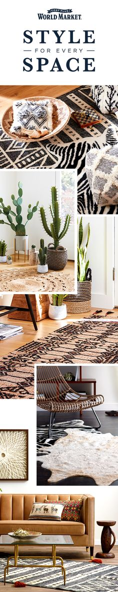 Be it exotic flair or natural textures you're looking for in a rug, we've got a wide selection of styles on sale right now during the Rug Caravan at Cost Plus World Market!