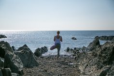 Emerse yourself in the tranquil surroundings of the Devonshire Coast...  Rolling waves, Yoga, Glamping, Meditation... http://www.bluefizzevents.co.uk/yogaglamp/