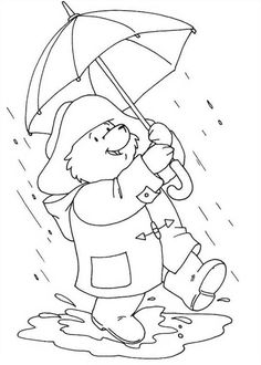 rainy day coloring page - house coloring pages only coloring pages nursery room