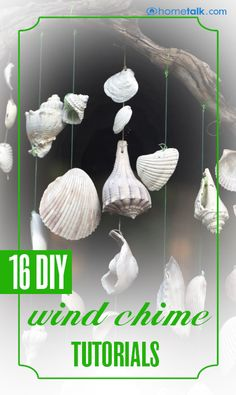 16 DIY Wind Chime Tutorials!