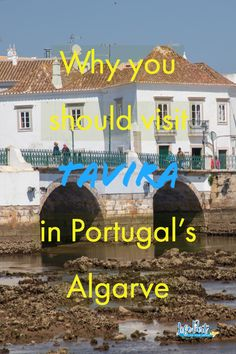 Tavira is a charming old town in the Algarve. Find out what to do, what to see and what to eat, right here. #portugal #thealgarve #tavira #lifepart2