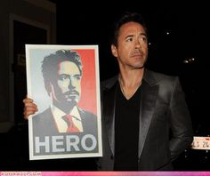 It's Hard Being Humble When You're RDJ