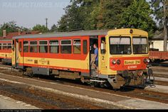 RailPictures.Net Photo: 214 Hungarian State Railways (MÁV) Bzmot at Orosháza, Hungary by Máté Szilveszter