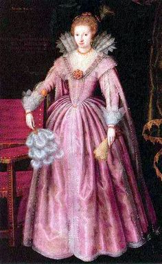 Historical Costume, Historical Clothing, 16th Century Fashion, 17th Century, Hipster Fashion, Vintage Fashion, Mode Rococo, Old Portraits, Renaissance Fashion