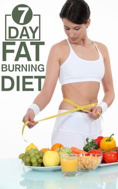 Here is an article that gives a 7 day vegetarian weight loss diet plan. ... Exercise for 20 to 30 minutes daily to boost the metabolism and burn fat. – More at http://www.GlobeTransformer.org
