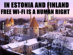 Pack your bags, guys. We are going to Northern Europe! ;)