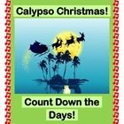 """""""CALYPSO CHRISTMAS!"""" - A COUNTING-DOWN GAME WITH AN ISLAND BEAT!  Play a Holiday Counting-Down Game with a calypso rhythm!  """"Ten days till Christmas, and I can hardly wait!""""  Continue counting down from 10 to 1, as your kids 'keep the beat' with shakers-- great for a HOLIDAY PROGRAM!  Your whole class will have fun hearing sounds from another part of the world, where the kids are also waiting on Santa!  Colorful NUMBER CARDS and Song Notes are included.  (10 pages)  Joyful Noises Express…"""