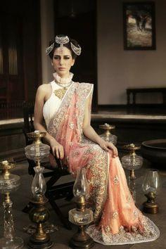 Aaina - Bridal Beauty and Style: Designer Bride: Nivedita Saboo