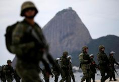 Fears of an attack during Rio Olympics prompt boost in security