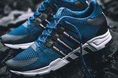 White Mountaineering x adidas EQT Running Support 93 - EU Kicks Sneaker Magazine