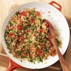 Spanish-Style Rice from Diabetic Living