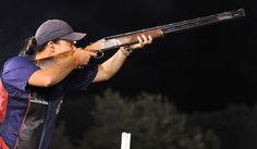 DESIRAE J. EDMUNDS @ 2015 World FITASC & 2015 U.S. FITASC Grand Prix Sporting Championship (Caribou Gun Club) //***// Picture © Don Brunt / Double Barrelled Picture Co.