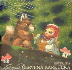 Obálka titulu Červená Karkulka - prostorové leporelo Tinkerbell, Disney Characters, Fictional Characters, Christmas Ornaments, Disney Princess, Czech Republic, Holiday Decor, Children, Books