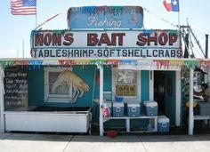 Mom's Bait Shop