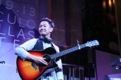 Demo Akihiro Tanaka con Guitarra Acústica