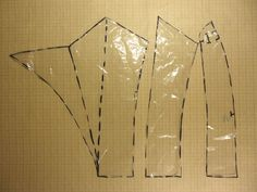 collar of the shirt I pin Shirt Collar Pattern, T Shirt Sewing Pattern, Origami Clothing, Mens Shirt And Tie, Clothing Store Displays, Japanese Sewing Patterns, Bijoux Fil Aluminium, Sewing Pants, Collar Designs