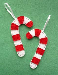 Felt: Christmas Ornament