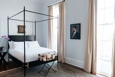 A hotel dating back to the 1860s, converted into New Orleans' newest boutique hotel