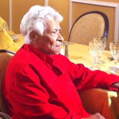 Ms. Leah Chase, Dooky Chase Restaurant, New Orleans