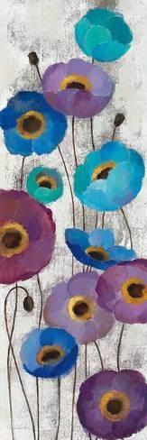 シルヴィア・ワシルワ「Bold Anemones Panel II」アートは世界最大級の品揃えのオールポスターズで。ポスター、絵画、写真、ウォールステッカー、タペストリー、キャンバスプリント、Tシャツ、ビンテージアート、額入りアートなど100万点以上販売しております。