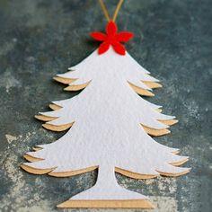Μπες στο πνεύμα του στολισμού των Χριστουγέννων φτιάχνοντας τα δικά σου στολίδια!