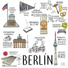 image Travel Maps, Travel Posters, Travel Destinations, Travelling Tips, Traveling, Travel Clipart, Bullet Journal Writing, Amsterdam Travel, Watercolor Map