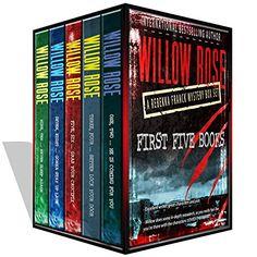 Rebekka Franck Series Box Set: Vol 1-5 - http://www.justkindlebooks.com/a-statictitle1-160/