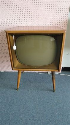 Danish Mod TV - 110.00 : Fun Danish Mod TV from the 60's.  It does not work but it would be a fun prop or a creative repurpose project.