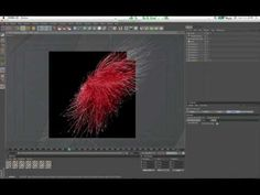 Organic Line Growth in Cinema 4D - Tutorial - YouTube