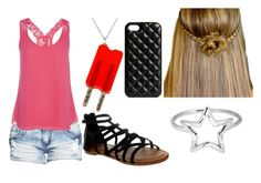"""""""Untitled #237"""" by k-k1234 ❤ liked on Polyvore featuring Wet Seal, The Case Factory and Adina Reyter"""
