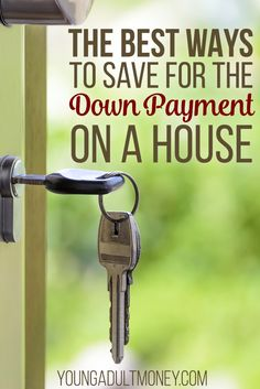 Are you finding saving for a down payment for a house to be overwhelming? You're not alone. Here are six simple tips that will help get you on the way to becoming a homeowner.