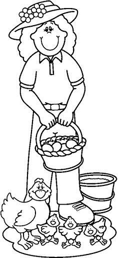Figuras de los oficios y profesiones - Sonia.3 U. - Álbumes web de Picasa Colouring Pages, Coloring Sheets, Adult Coloring, Community Helpers Worksheets, School Worksheets, Cartoon People, House Quilts, Christmas Drawing, Stick Figures