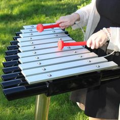 Outdoor Xylophone Playground Equipment - Small Cadenza