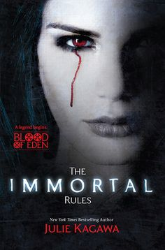 Book Chick City | Reviewing Urban Fantasy, Paranormal Romance & Horror | REVIEW: The Immortal Rules by Julie Kagawa (click for review)