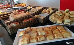 Café da manhã do Ramada Encore Minascasa, um hotel localizado na Avenida Cristiano Machado, em Belo Horizonte, que tem como proposta uma hospedagem essencial: o conforto necessário, sem luxos, a um preço acessível.