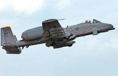 A-10 Thunderbolt II aka Warthog