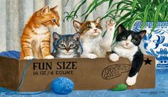 Party Mix - Cats Wallpaper ID 1894233 - Desktop Nexus Animals