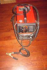 LINCOLN ARC WELDER Model M16930 WELD PAK 100 Electric Wire Feed