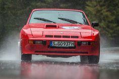Porsche 924 Carrera GT: Fighting the mountain | Classic Driver Magazine